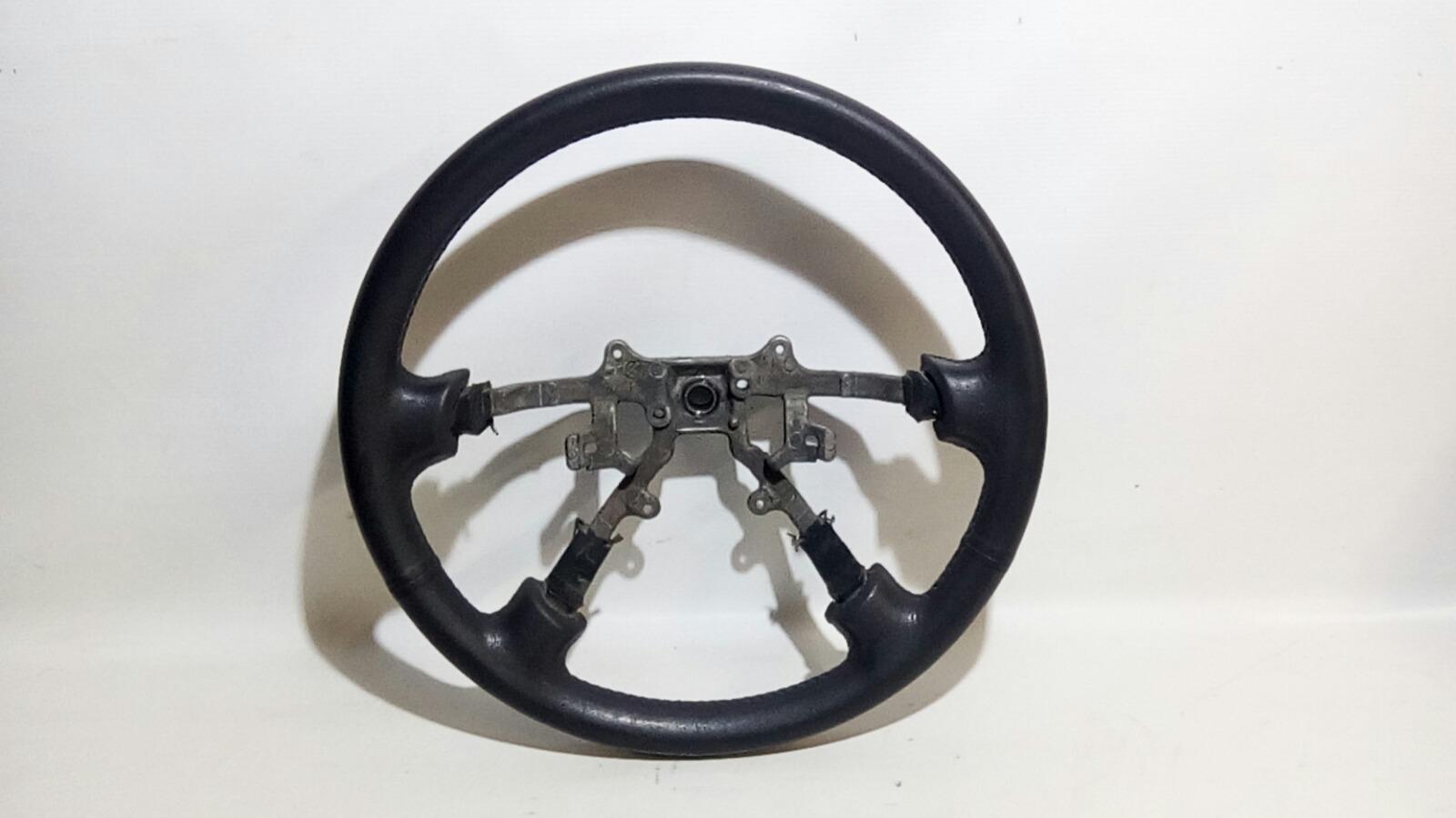 Руль Mitsubishi Pajero Sport K96W 6G74 1999