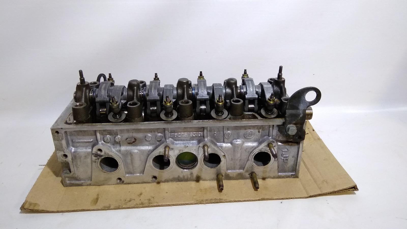 Головка блока цилиндров Peugeot 206 2A/C TU1JP 2005