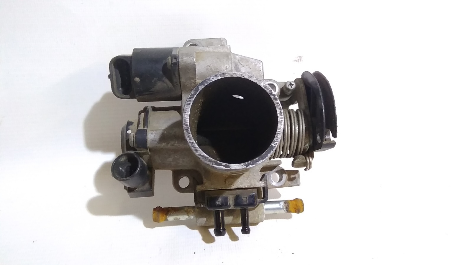 Заслонка дроссельная Daewoo Matiz KLYA F8CV 2000