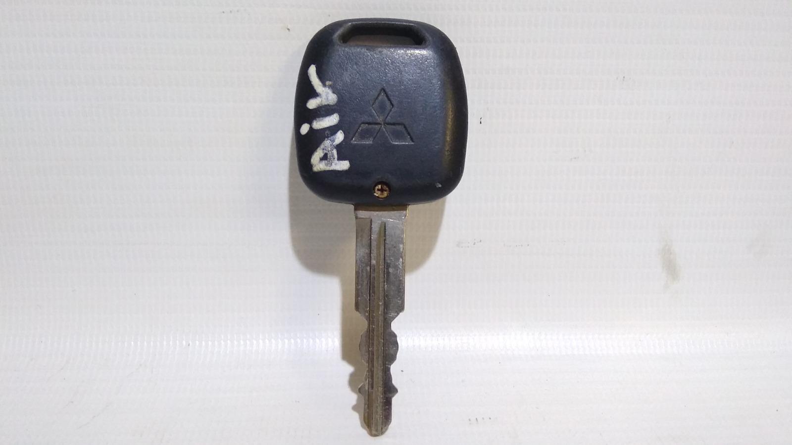 Ключ зажигания Mitsubishi Airtrek CU2W 4G63T 2002