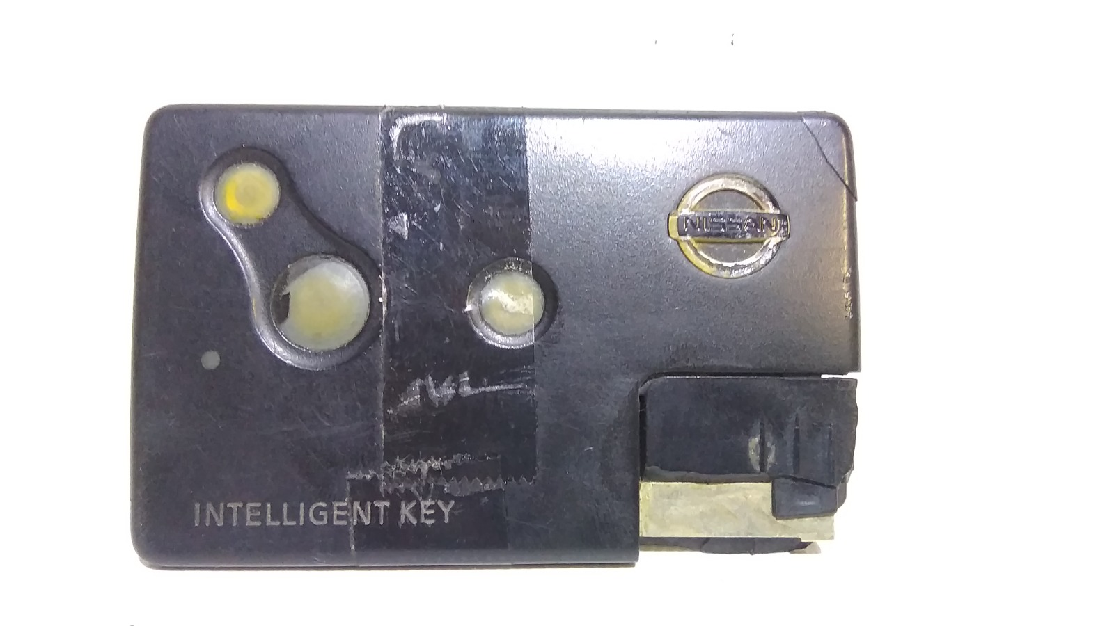 Ключ зажигания Nissan Teana J31 VQ23DE 2003