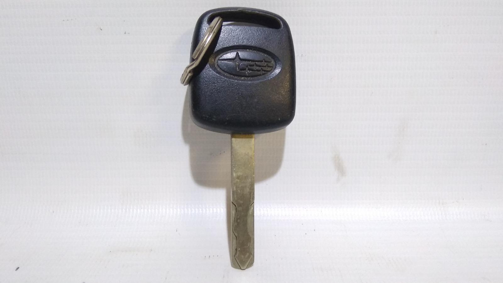 Ключ зажигания Subaru Forester SG5 EJ203 2005