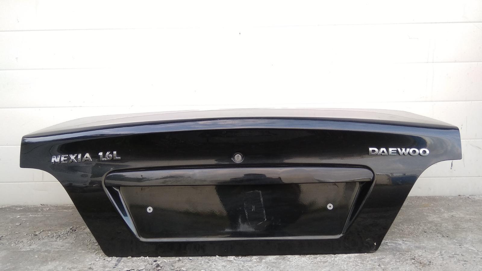 Крышка багажника Daewoo Nexia KLETN F16D3 2010