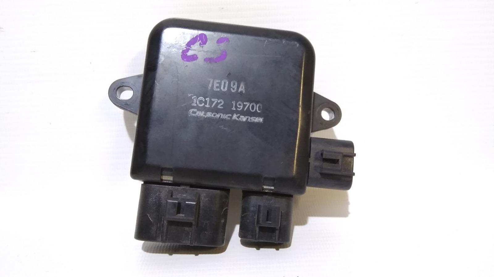 Блок управления вентилятором Mitsubishi Lancer Cedia CS5W 4G93 2002