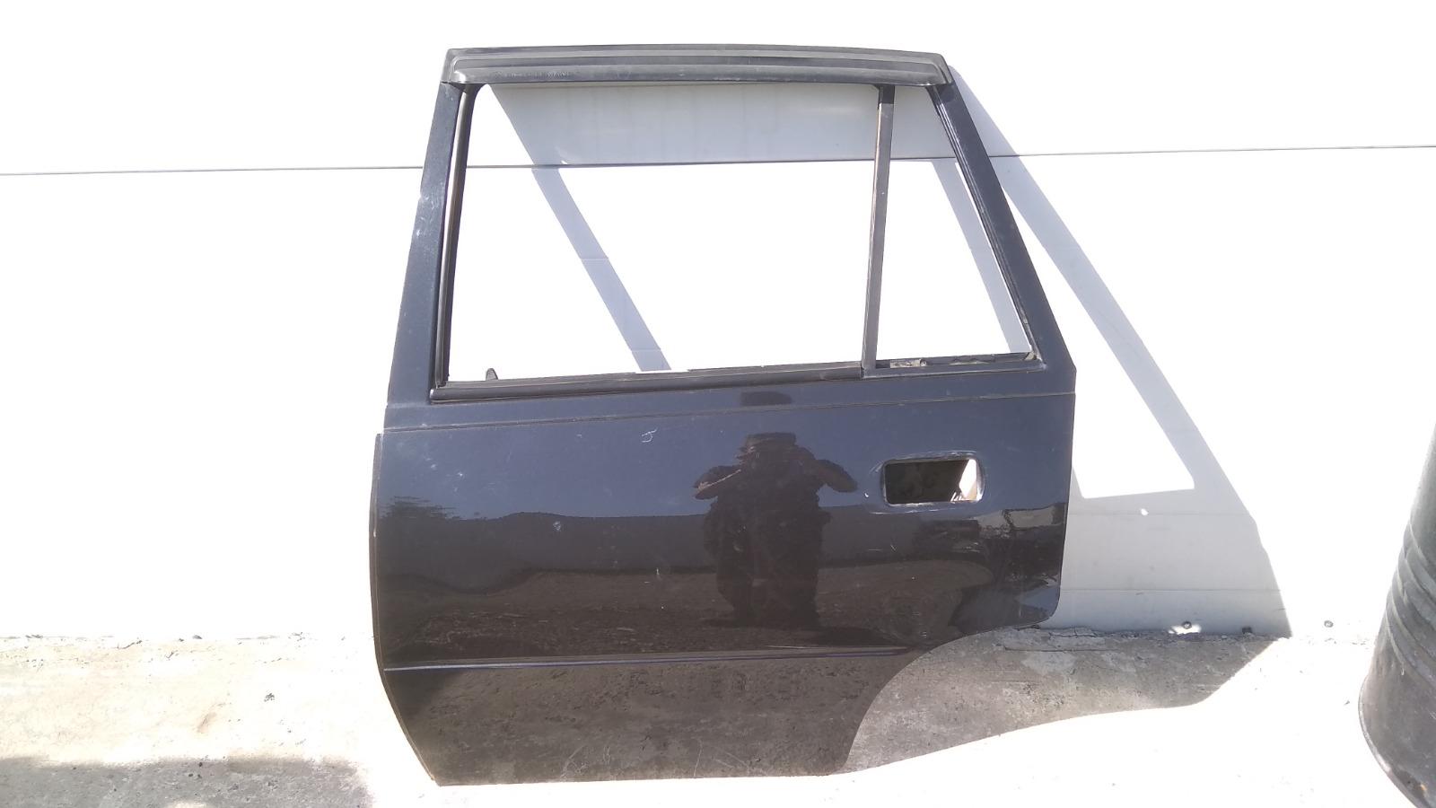 Дверь Daewoo Nexia KLETN F16D3 2010 задняя левая