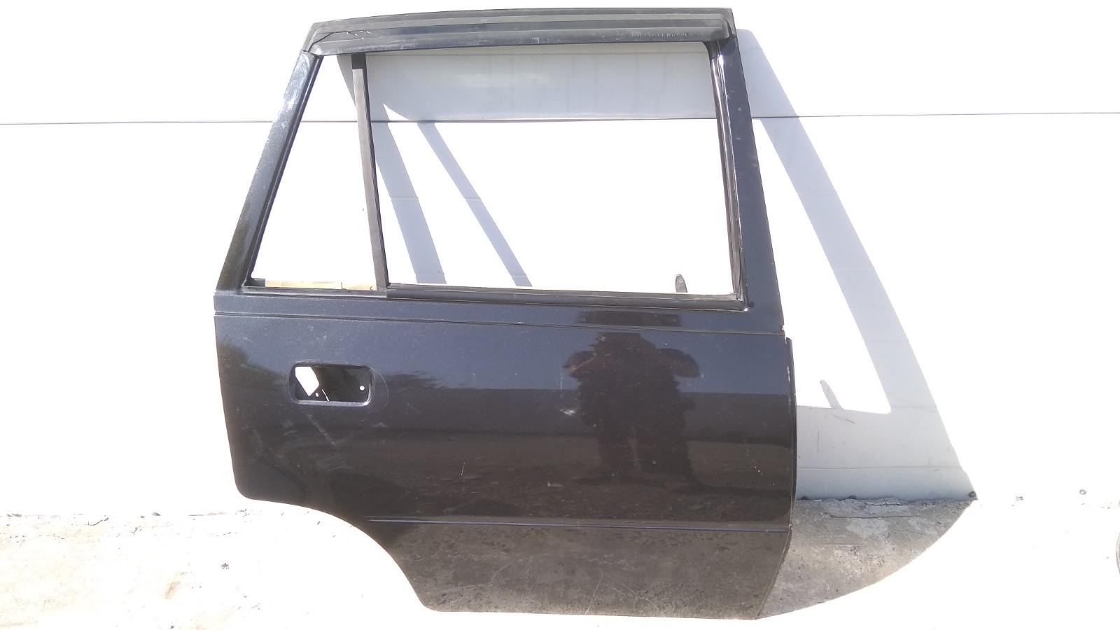 Дверь Daewoo Nexia KLETN F16D3 2010 задняя правая