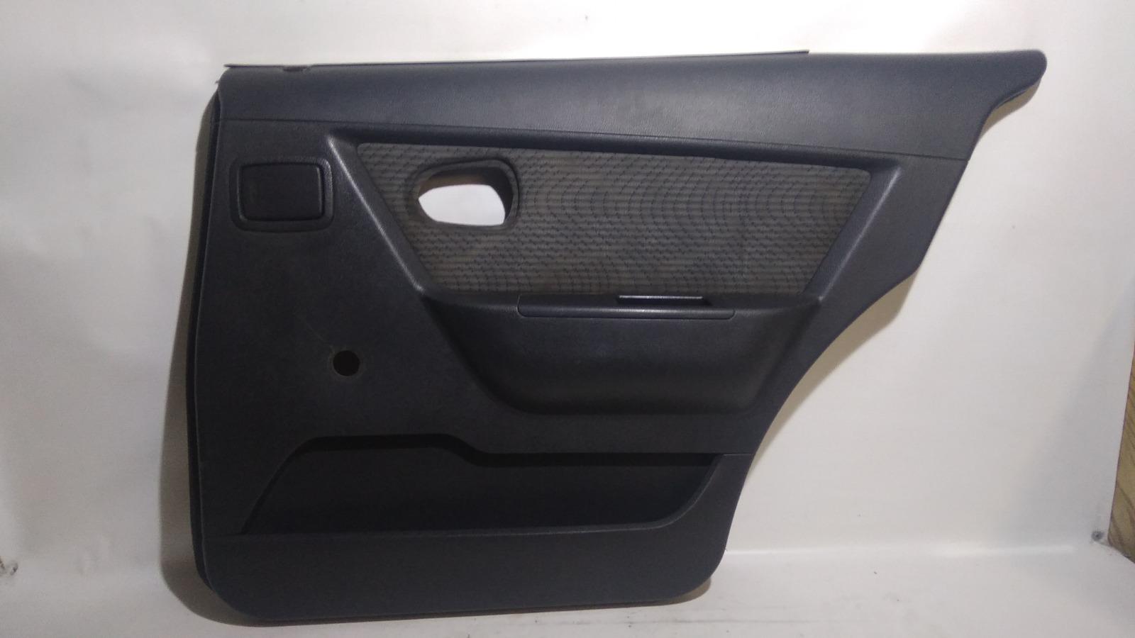 Обшивка двери Daewoo Nexia KLETN F16D3 2010 задняя правая