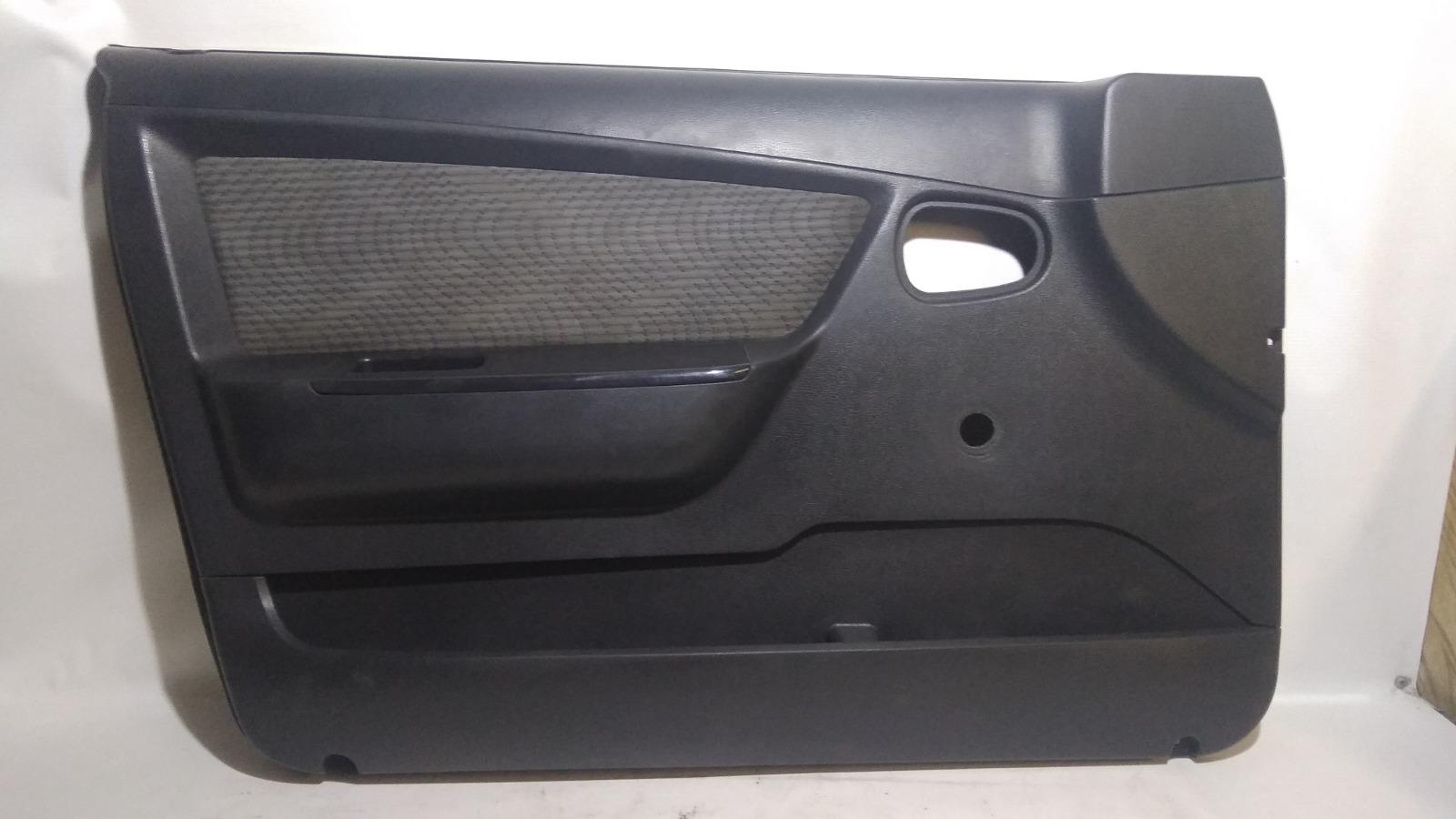 Обшивка двери Daewoo Nexia KLETN F16D3 2010 передняя левая