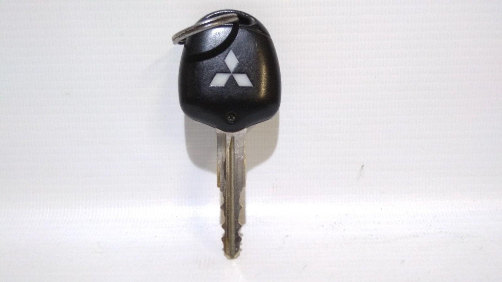 Ключ зажигания Mitsubishi Outlander CU2W 4G63 2005