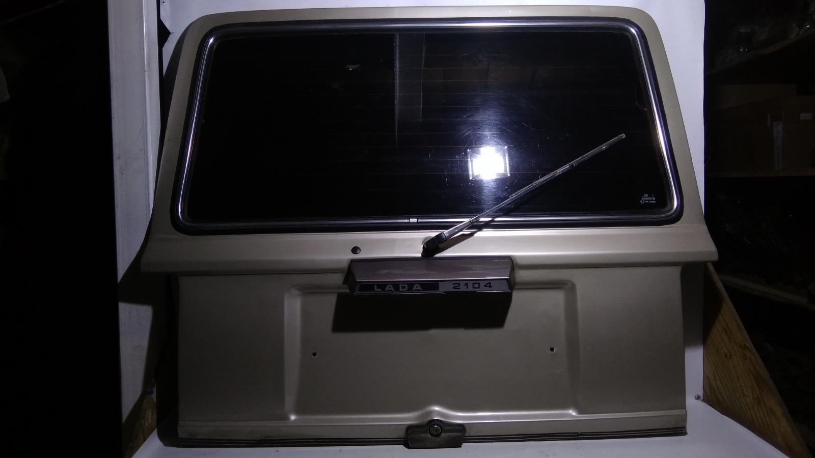 Дверь багажника Лада 2104 21041 BAZ2104 1984