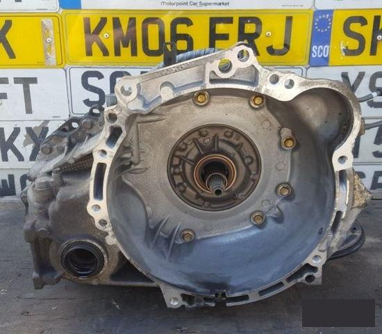 Автоматическая коробка передач передняя Toyota Avensis 2 Б/У