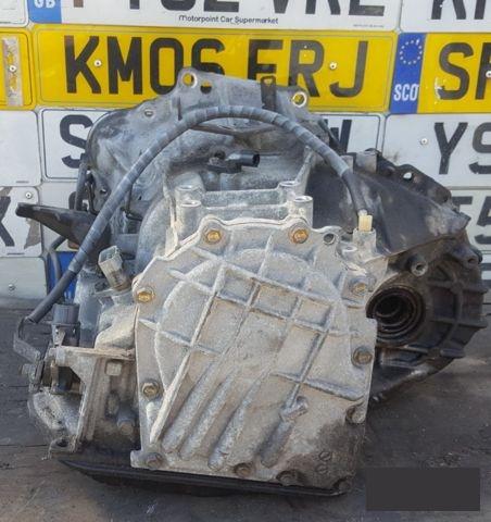 Автоматическая коробка передач передняя Toyota Avensis 2
