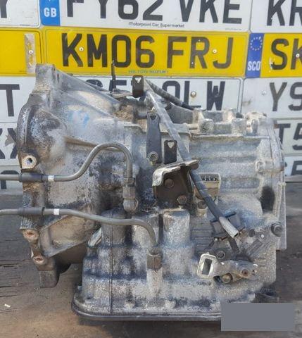 Автоматическая коробка передач передняя Avensis 2