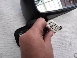 Запчасть зеркало боковое левое TOYOTA PRIUS 2009