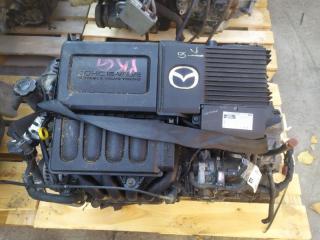 Запчасть двигатель Mazda Demio 2004