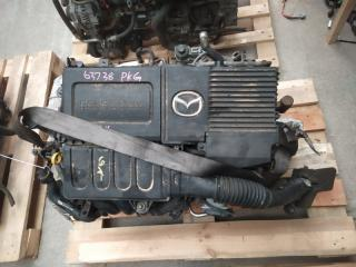 Запчасть двигатель Mazda Demio 2005