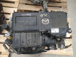 Запчасть двигатель Mazda Demio 2006