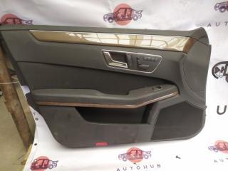 Запчасть обшивка дверей передняя левая Mercedes-Benz E-CLASS 2009