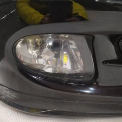 Запчасть фара противотуманная правая Mercedes-Benz E-CLASS 2005