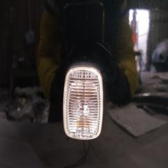 Запчасть поворотник в крыле TOYOTA Celsior 2002