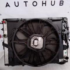 Запчасть вентилятор диффузор BMW 7-SERIES 2005