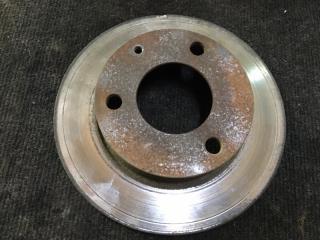 Запчасть тормозной диск передний левый Лада 1111 2006