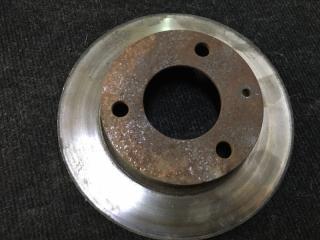 Запчасть тормозной диск передний правый Лада 1111 2006
