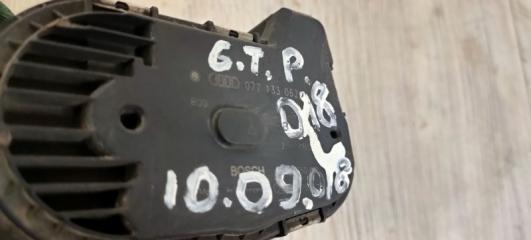 Запчасть дроссельная заслонка Audi Q7 2006-2015