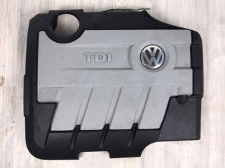 Запчасть крышка двигателя декоративная VW Passat 2006-2011