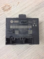 Запчасть блок управления двери передний левый Audi A6 C7 2011-2017