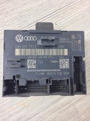 Запчасть блок управления двери передний левый Audi A8 2008-2016