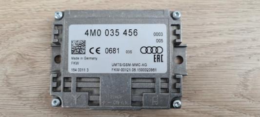 Запчасть усилитель антенны Audi Q7 2016