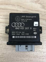 Запчасть блок корректора фар Audi A4 2008-2015