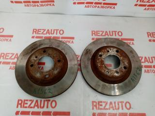 Запчасть тормозной диск передний Nissan Primera