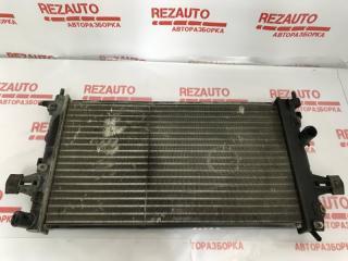 Запчасть радиатор двс Opel Astra 2005