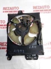Запчасть вентилятор радиатора кондиционера Mitsubishi Galant 1993