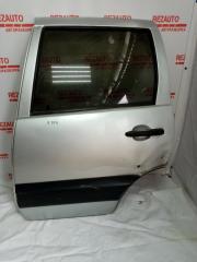 Запчасть дверь задняя левая Chevrolet NIVA