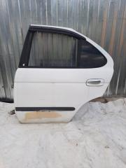 Запчасть дверь задняя левая Nissan Sunny 2000