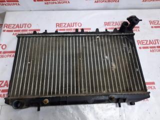 Запчасть радиатор двс Nissan Almera