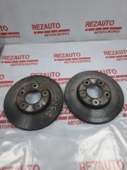 Запчасть тормозной диск передний Mazda Mazda3 2007