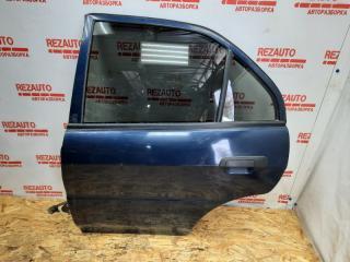 Запчасть дверь задняя левая Mitsubishi Lancer 1997