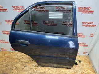 Запчасть дверь задняя правая Mitsubishi Lancer 1997
