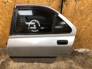 Запчасть дверь задняя левая Peugeot 406 2000