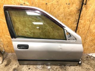 Запчасть дверь передняя правая Peugeot 406 2000