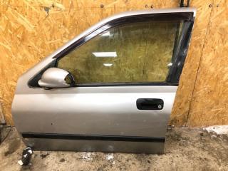 Запчасть дверь передняя левая Peugeot 406 2000