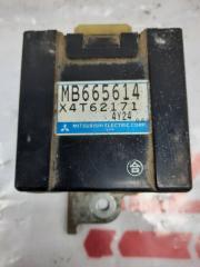 Запчасть блок управления подвеской Mitsubishi Pajero 1995