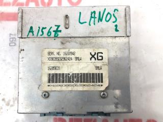 Запчасть блок управления двигателем Chevrolet Lanos 2007
