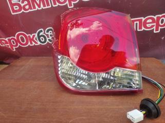 Запчасть фонарь наружний задний левый Chevrolet Cruze 2009