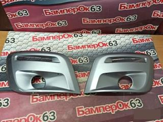 Запчасть накладка на бампер Citroen Berlingo 2013
