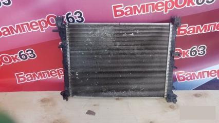 Запчасть радиатор охлаждения Renault Kaptur 2013
